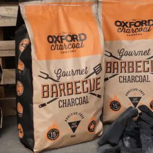 British Charcoal - BBQ