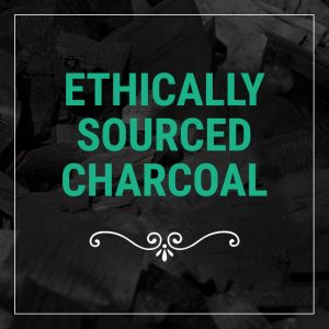 Ethically Sourced Charcoal
