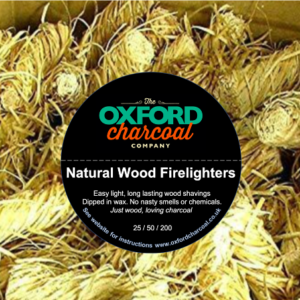 Oxford charcoal flamers 50