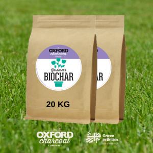 20 KG bag of Biochar
