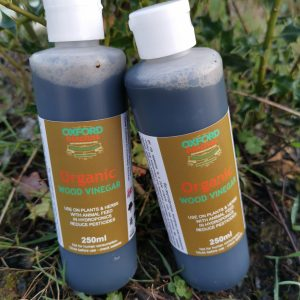Wood vinegar bottle 250ml