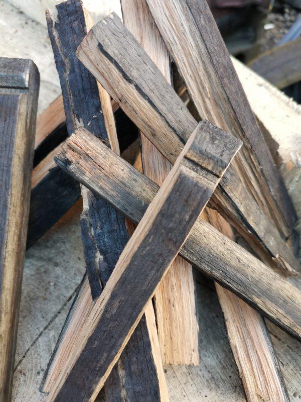 whiskey barrel charcoal