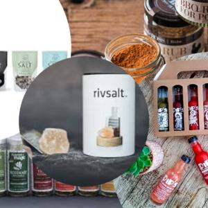 Organic Salts, Rubs and Sauces
